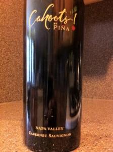 2007 Piña Napa Valley Cabernet Sauvignon