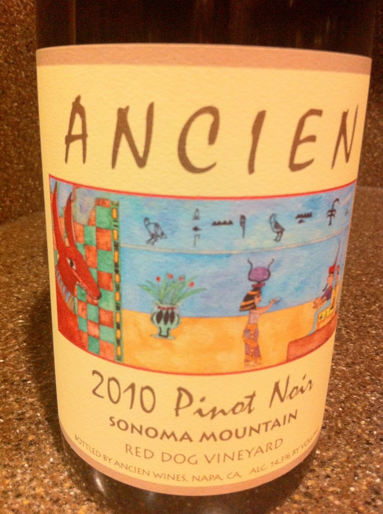 2010 Ancien Pinot Noir Red Dog Vineyard