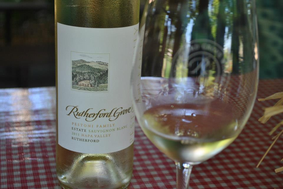 2011 Rutherford Grove Sauvignon Blanc