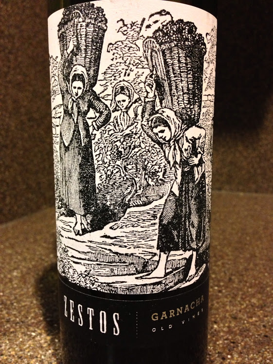 vinos de madrid old vine garnacha