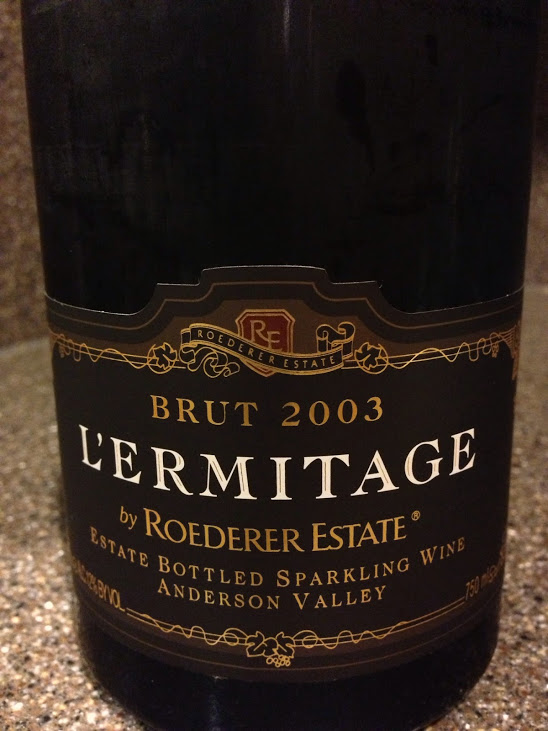 2003 Roederer Estate L'Ermitage Brut