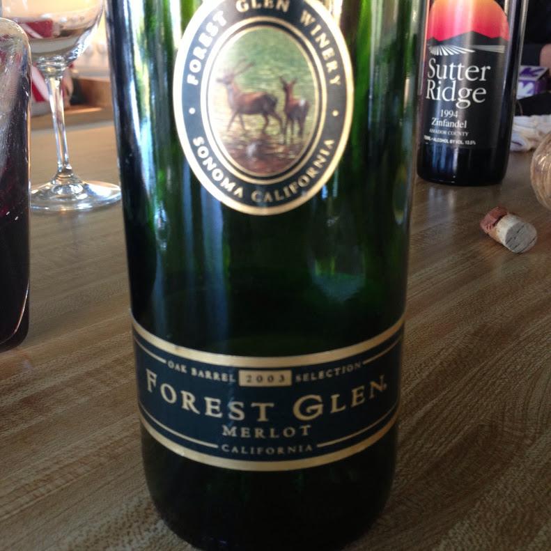 OTBN Wine 1 Forest Glen Merlot
