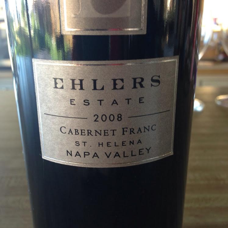 OTBN Wine 2 Ehlers Cabernet Franc