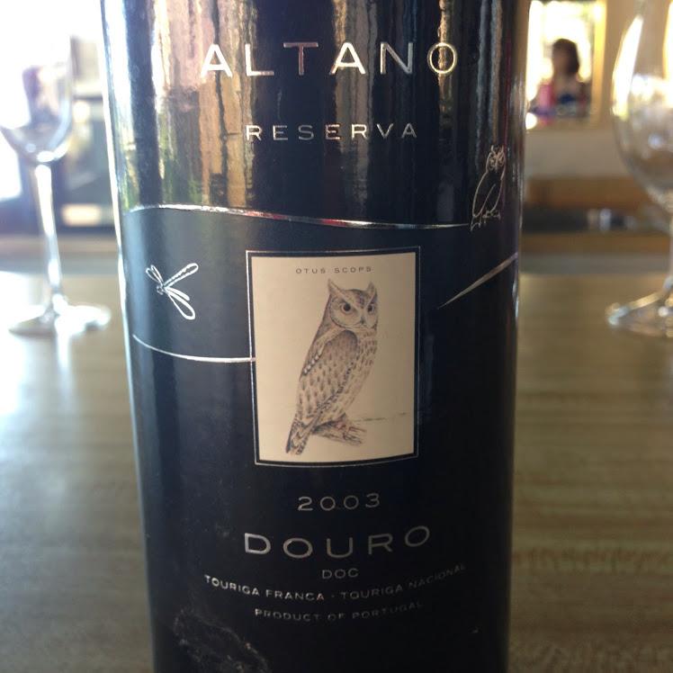 OTBN Wine 4 Symington Altano Douro Reserva
