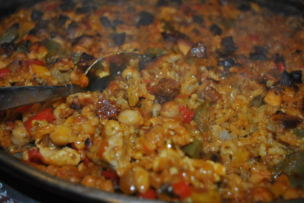 Wine of Spain - Paella