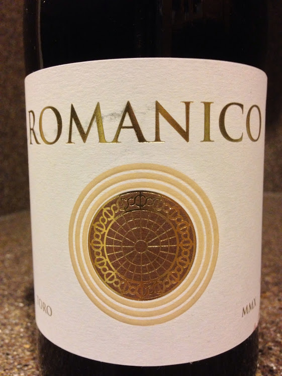 Wine of Spain Romanico