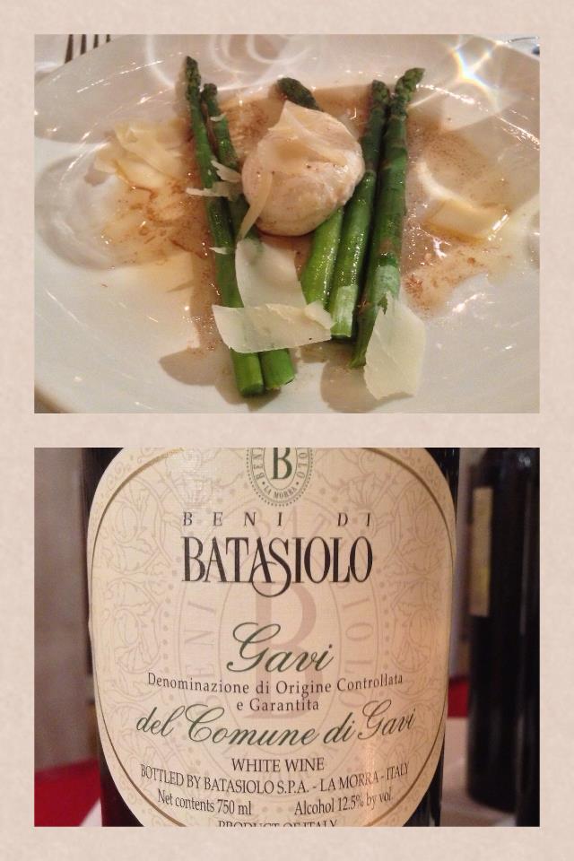 Italian Dinner Course 2