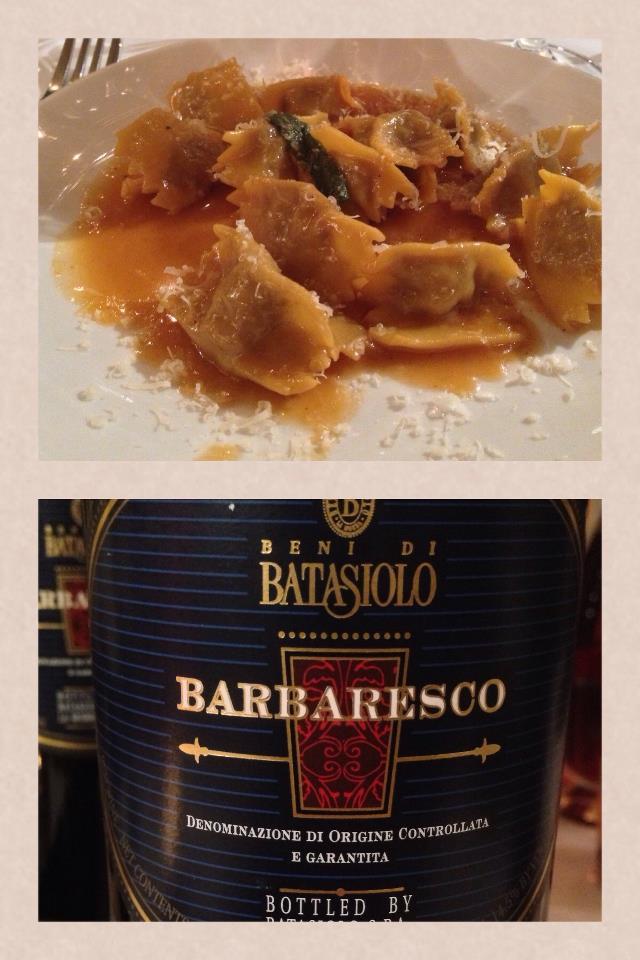 Italian Dinner Course 3a