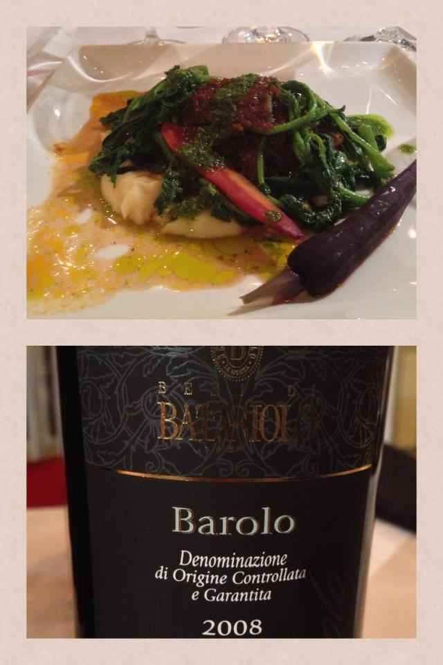 Italian Wine Dinner Course 3