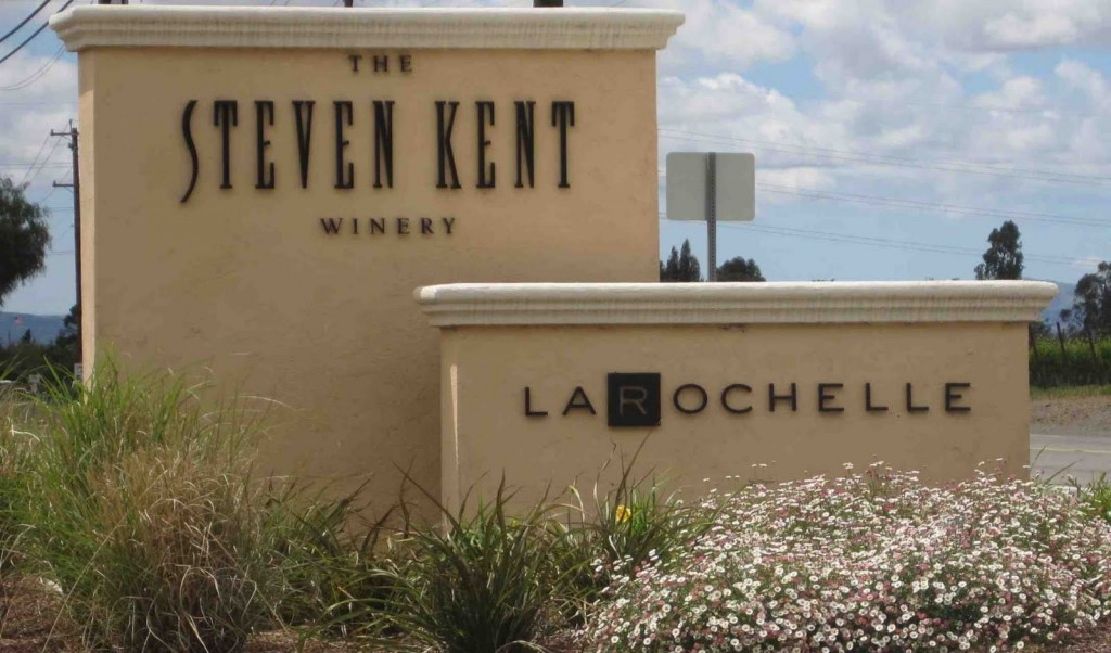 No Reservations: La Rochelle and Steven Kent Winery