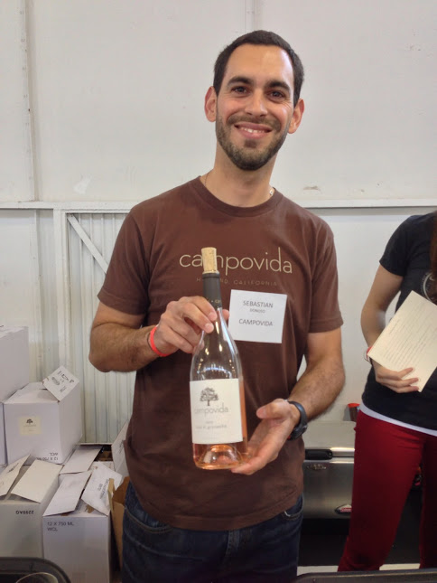 Rhone Rangers Grand Tasting: Best of the Rhone Rosés