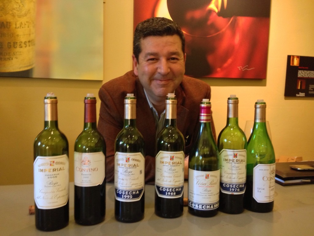 wine maker jesus de madrazo mateo