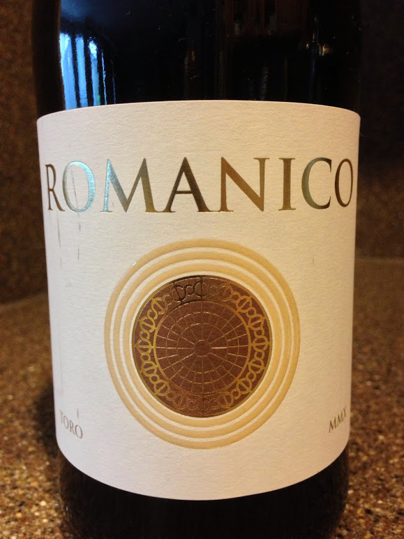 "Wine of the Week and Great QPR 2010 Teso La Monja ""Romanico"""