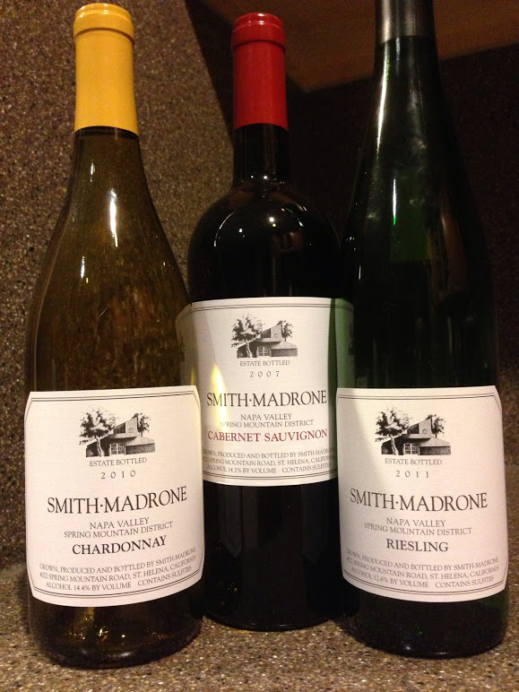 Smith Madrone Trio