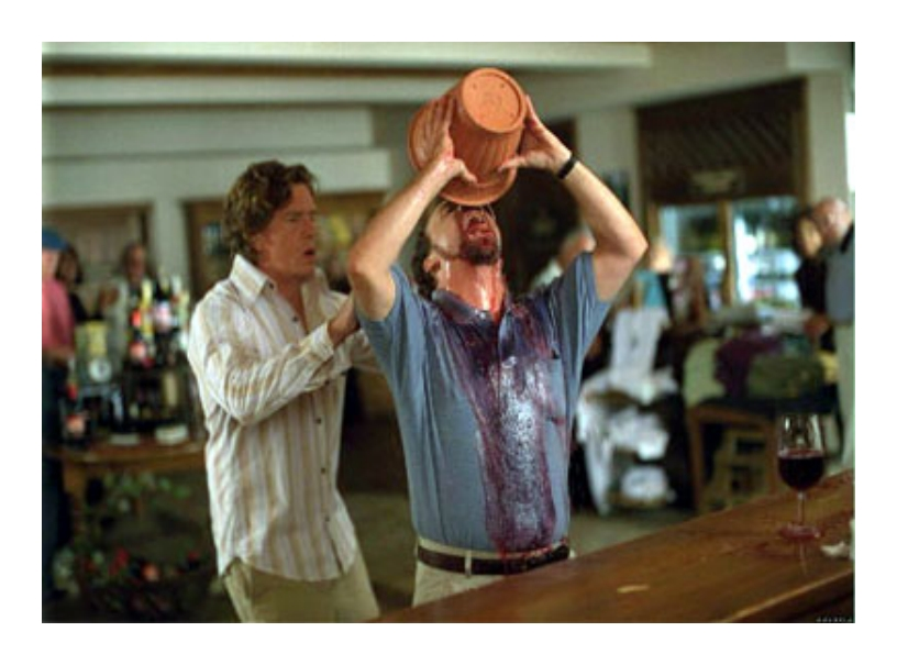 scene from Sideways