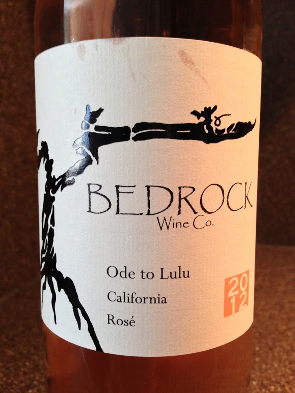 2012 Bedrock Ode To Lulu Rose