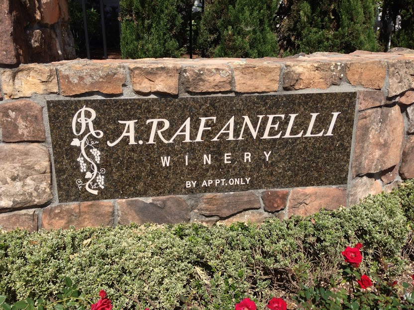 ARafanelli Sign
