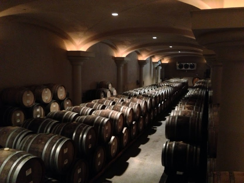 FC Barrel Room