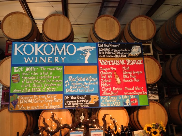 kokomo winery