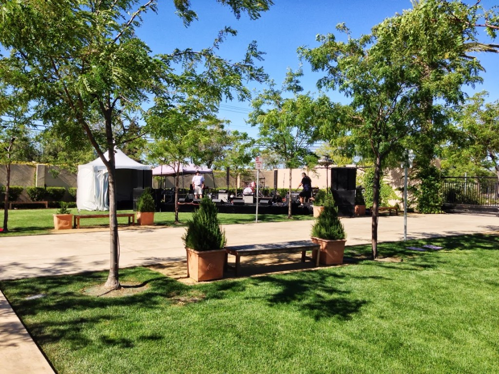Wente Vineyards Homegrown Concert Series - Good music, good wine and good friends!