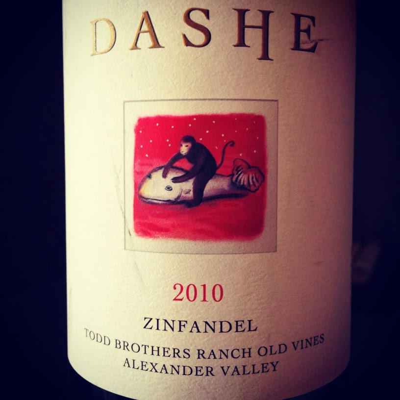 Dashe Todd Bros Zin 2010
