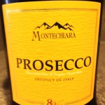 This $10 Prosecco disappeared quickly!