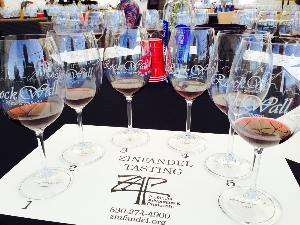 Recap of ZAP Zinfandel Experience Media/Trade Tasting