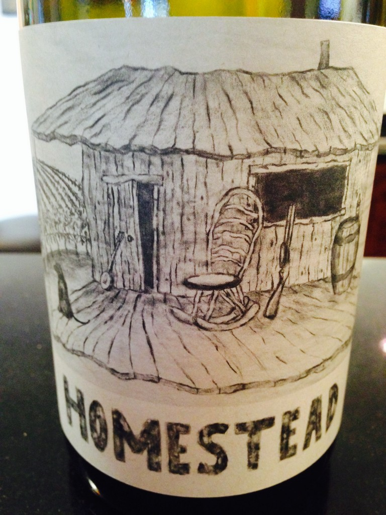 Wine of the Week; 2011 Big Basin Vineyards Homestead