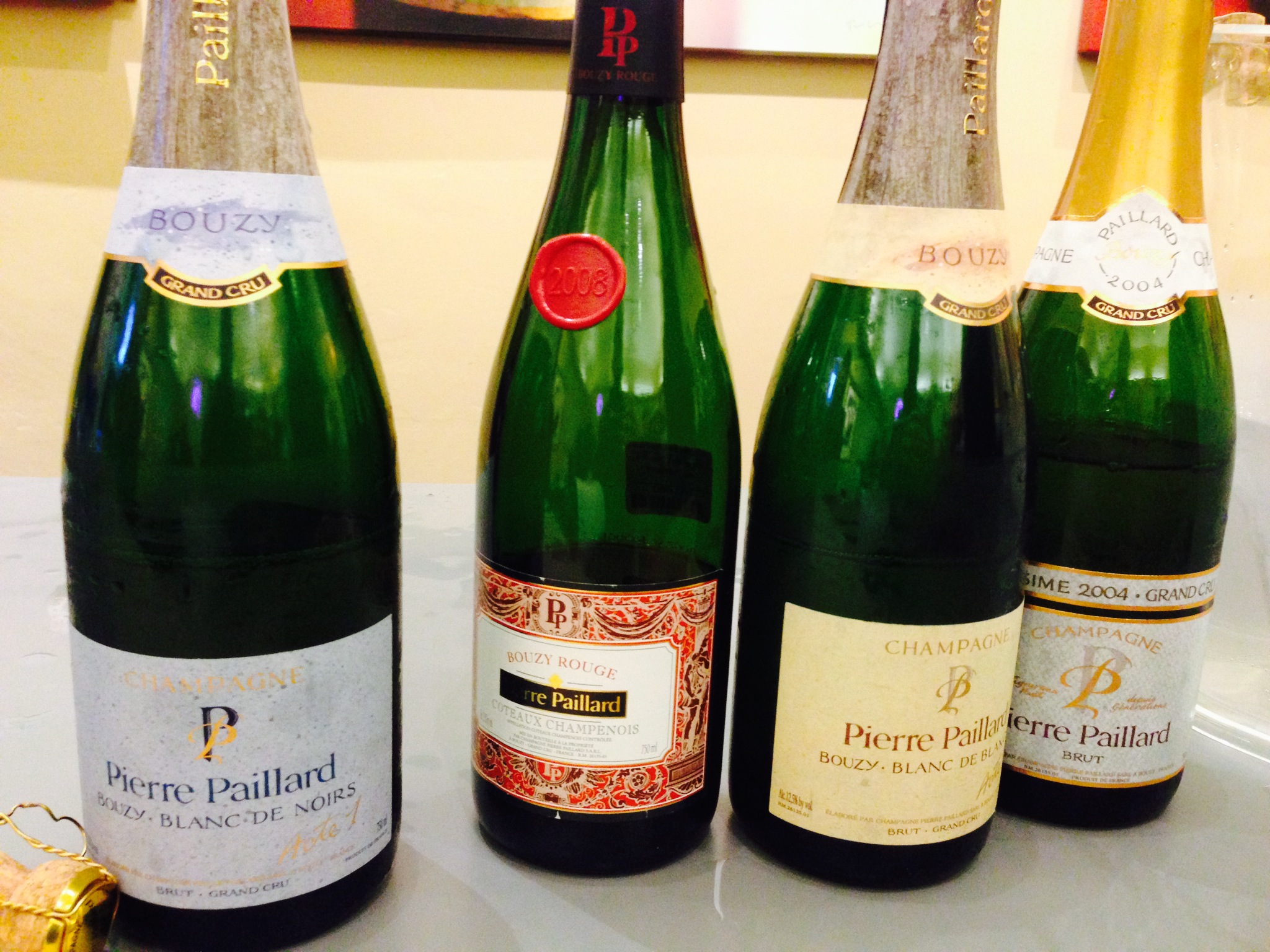 champagne pierre paillard