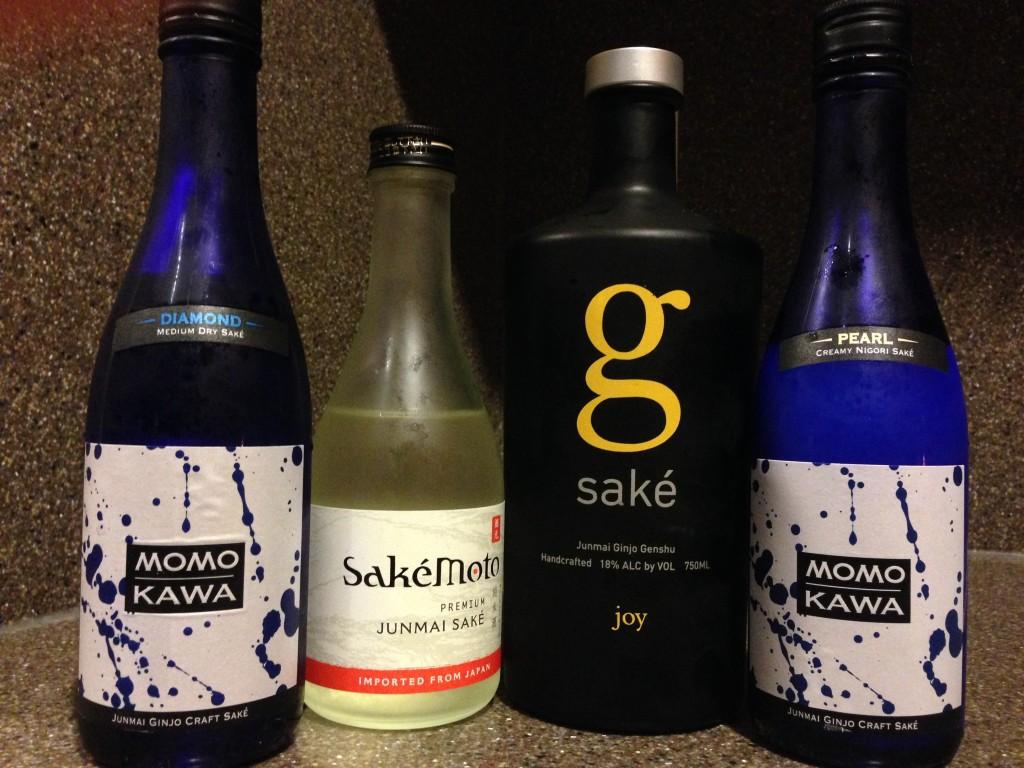 SakeOne Feb 14 Tasting