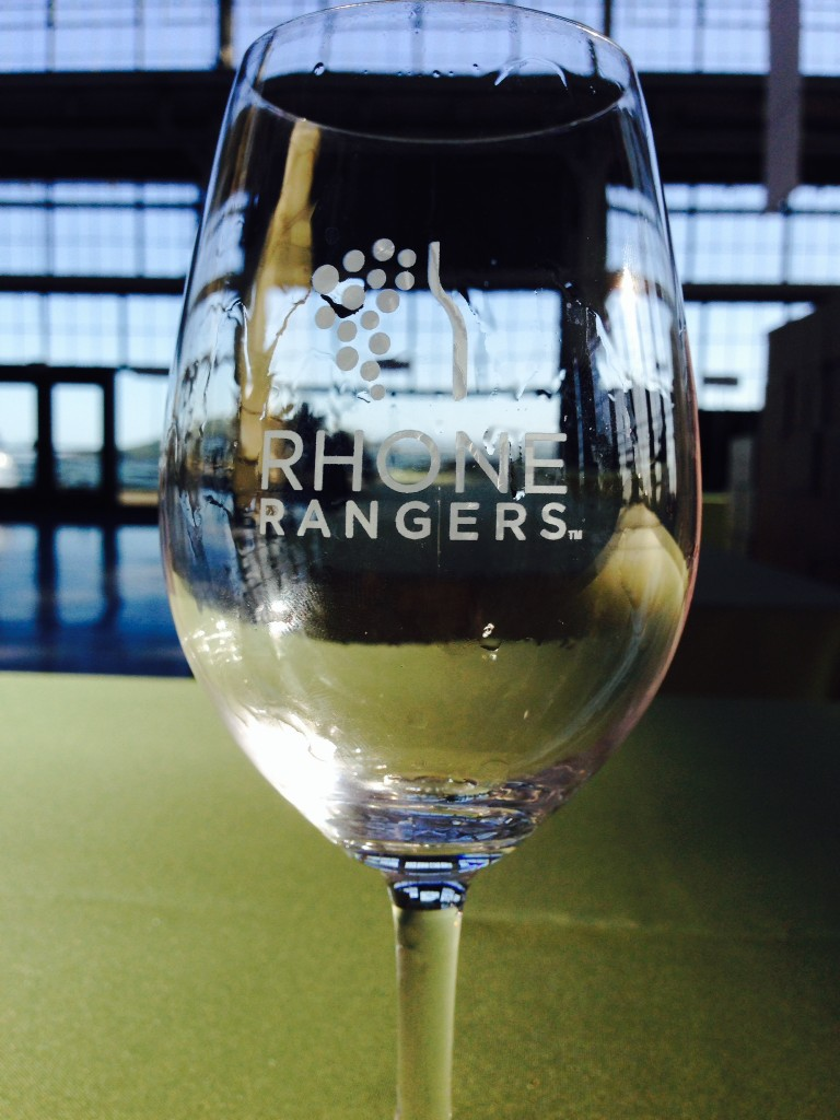 Rhone Rangers Glass