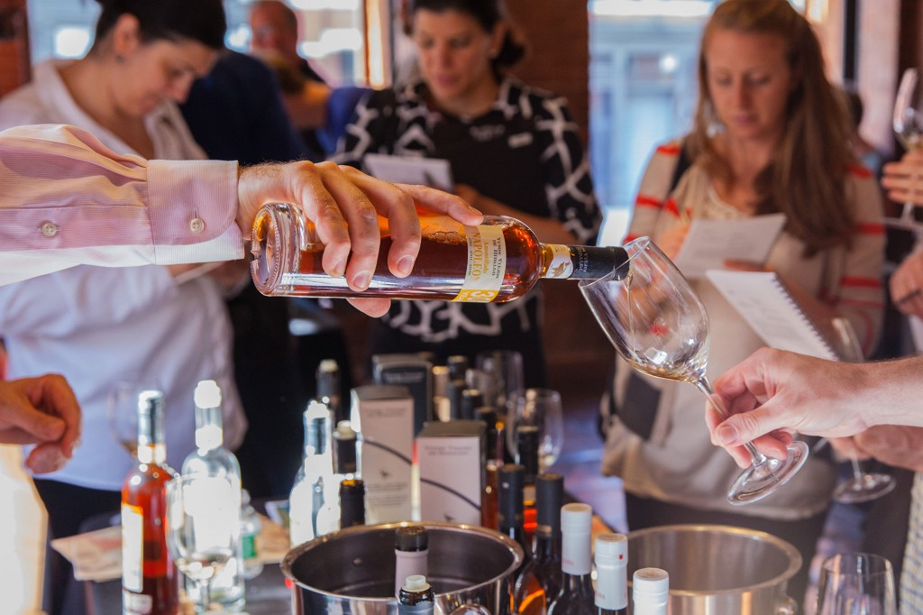 Sherryfest West Coming to San Francisco
