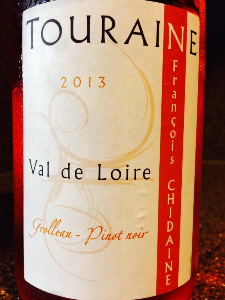 Rose of the Week; 2013 François Chidaine Touraine Rosé