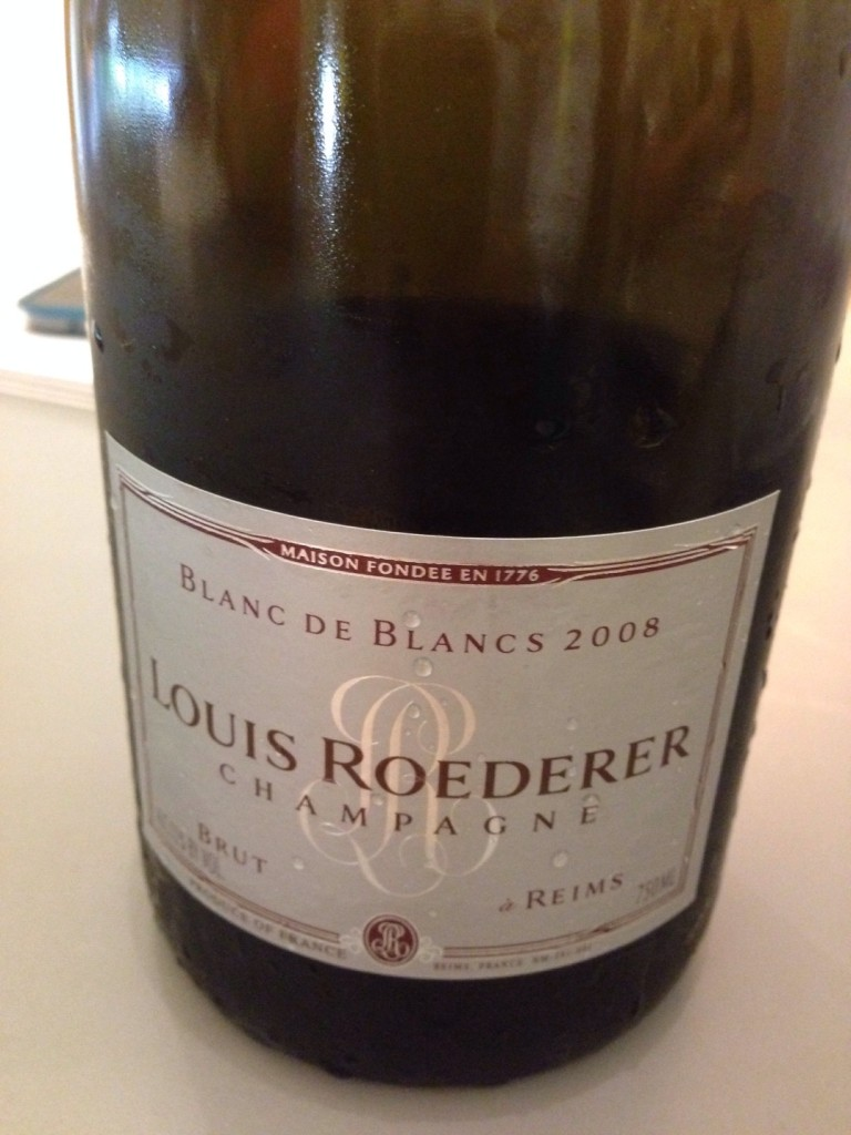 A Taste of Louis Roederer Champagne