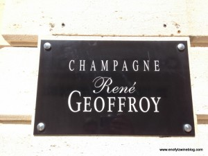 The Geoffroy family have been winemakers since the seventeenth century and the property has stayed in the family for almost 400 years