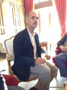 Michel Drappier of Champagne Drappier