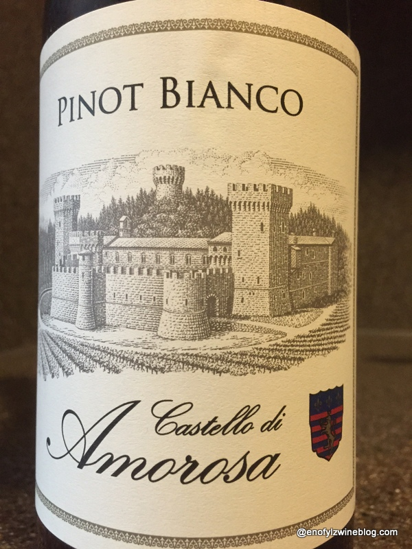 Wine of the Week; 2012 Castello Pinot Bianco
