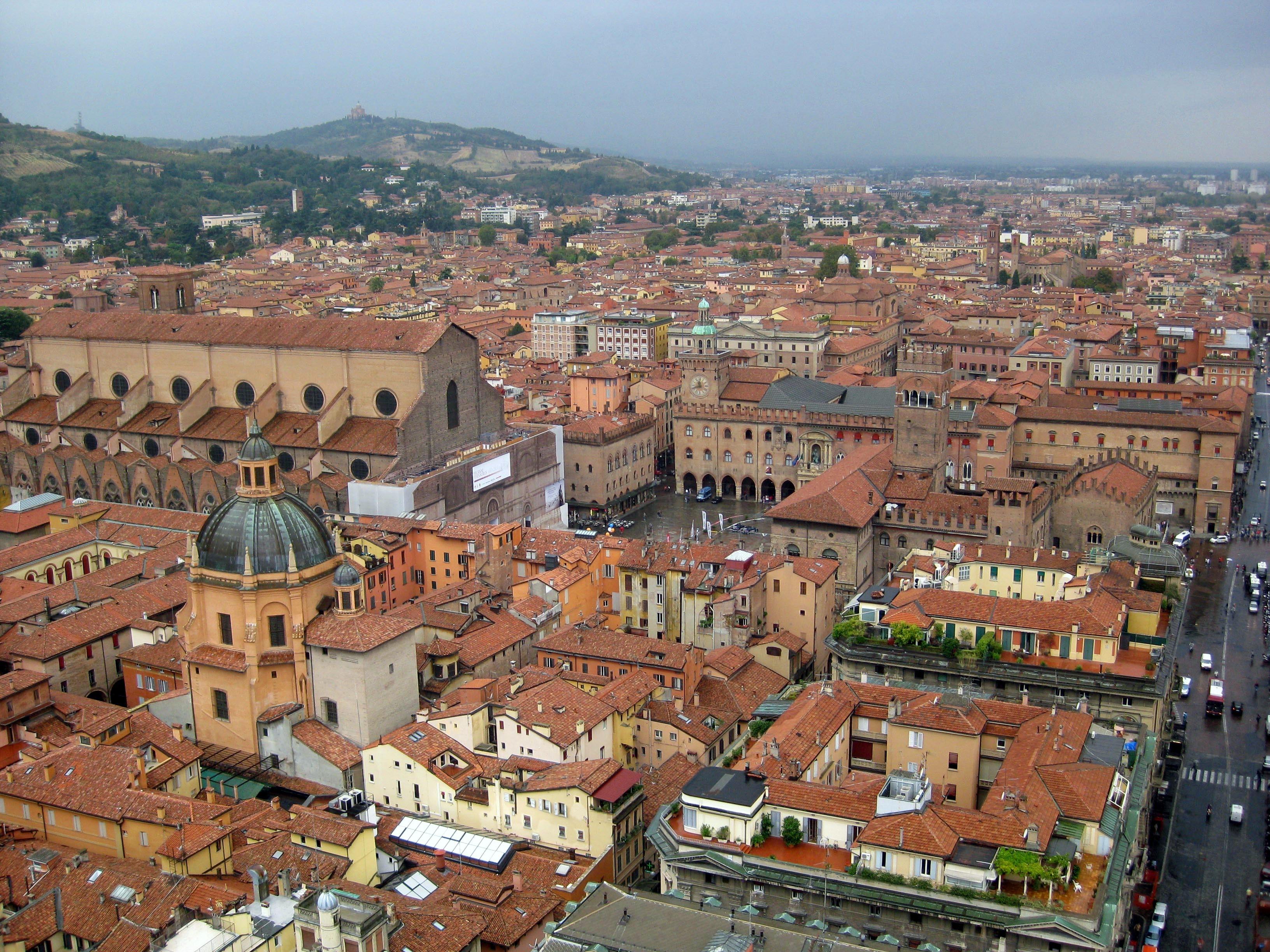 Information About Ancona Italy Bologna