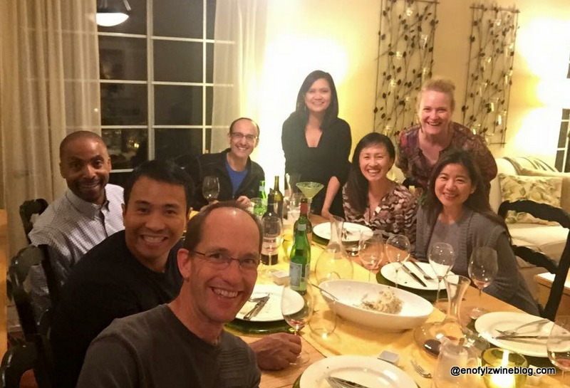 Friends, Food and Wine; An #OTBN To Remember #winePW