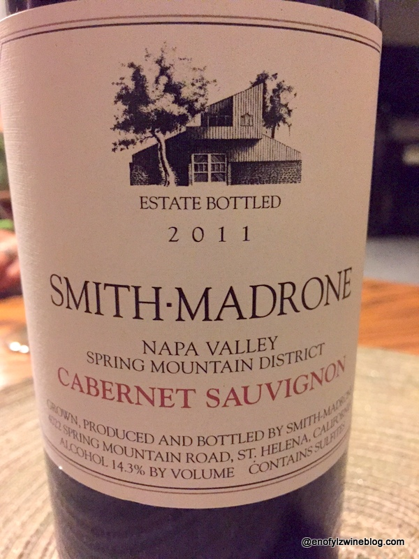 No Reservations Wine Tasting - Smith Madrone Vineyard and Winery