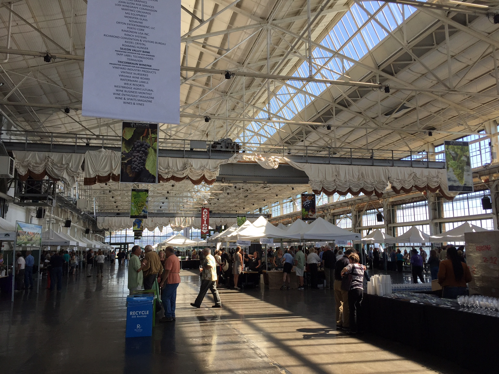 Recap of 2015 Rhone Rangers Part 2 – Grand Tasting
