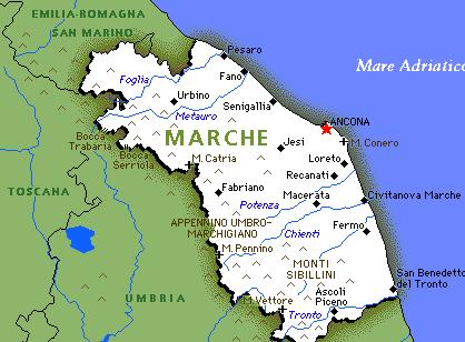 A Taste of Marche; Chicken in Potacchio with Sartarelli Verdicchio