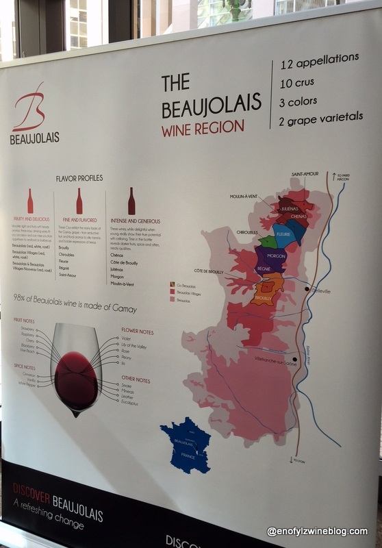 Discover Beaujolais at Pabu Japanese; A Food And Wine Revelation