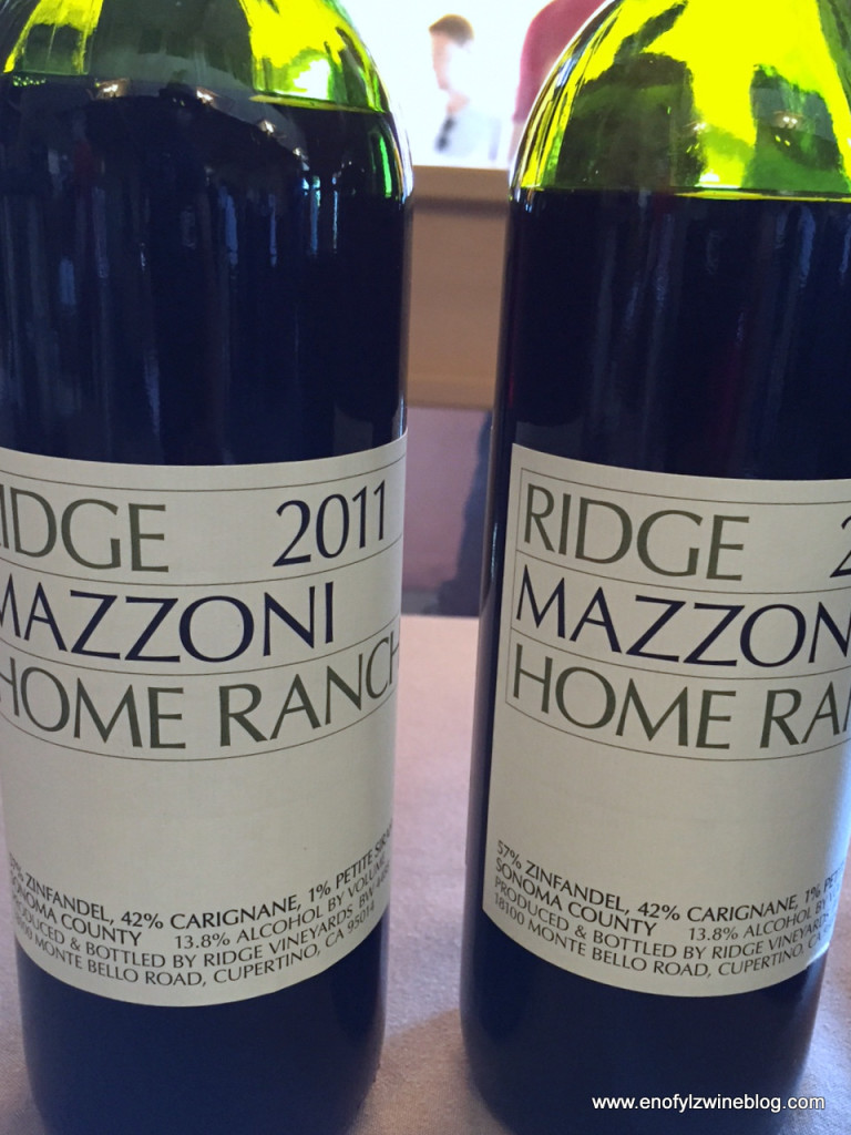 Independence Day at Ridge Vineyards Zins and Blends #winePW