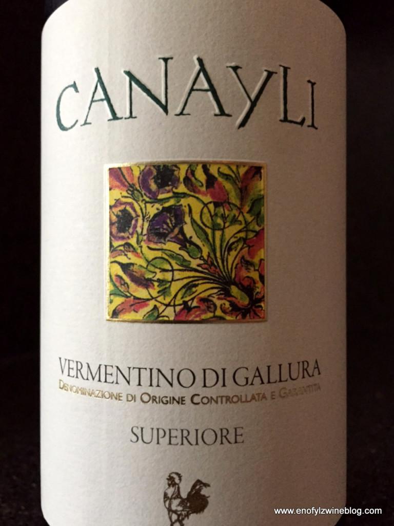 Sardinian Seafood Paella and Cantina Di Gallura Canayli Vermentino #ItalianFWT