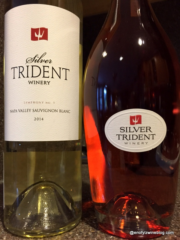 #WineWednesday Review; A Taste of Silver Trident Winery