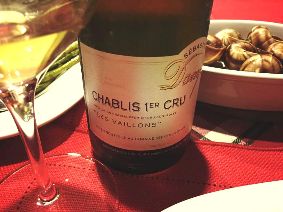 Chablis Escargot