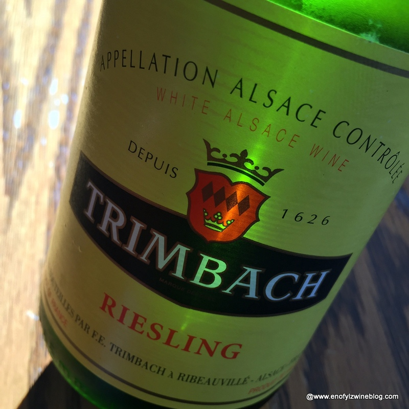 2012 Trimbach Riesling Alsace