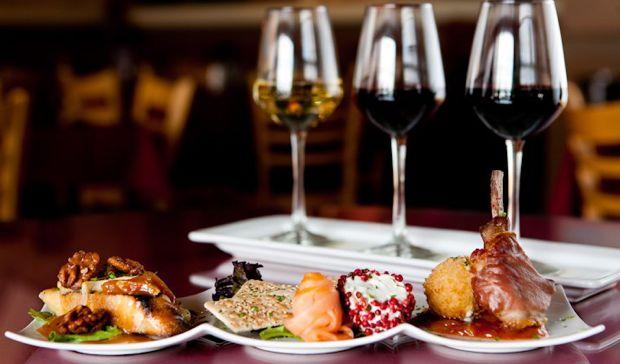Regional Food and Wine Pairing