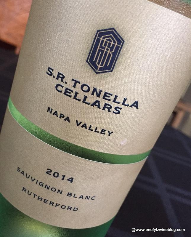 2014 S.R. Tonella Cellars Sauvignon Blanc